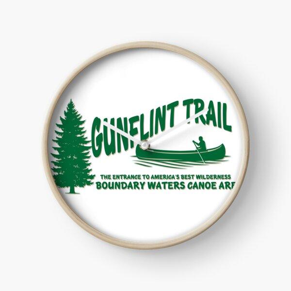 Gunflint Trail BWCA  Clock
