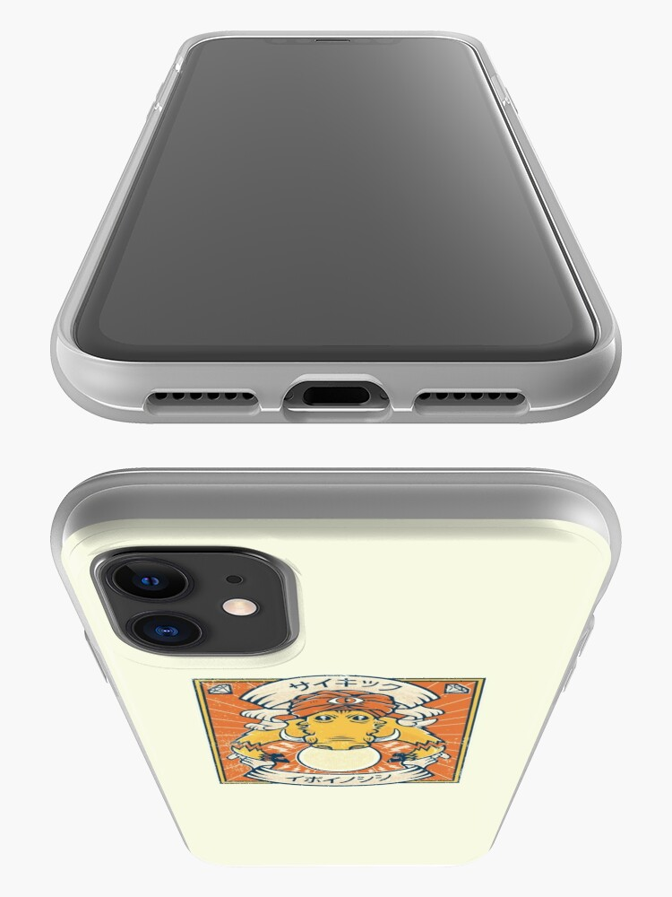 Alternate view of Psychic Warthog iPhone Case & Cover