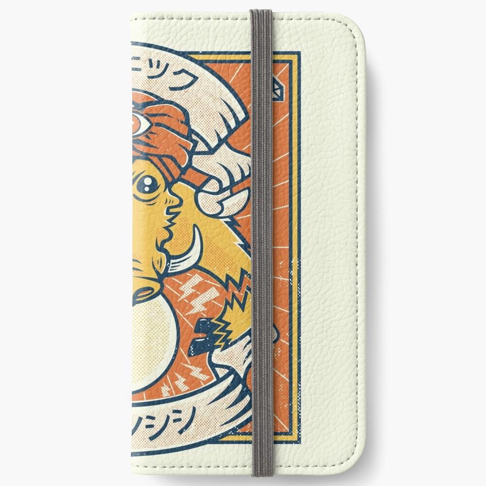 Psychic Warthog iPhone Wallet