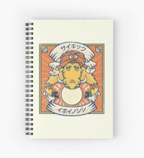 Psychic Warthog Spiral Notebook