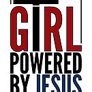 Girl Powered By Jesus by Andy Renard
