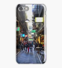 City Arcade.. iPhone Case/Skin