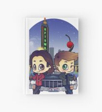 Winchesters in Minneapolis Hardcover Journal