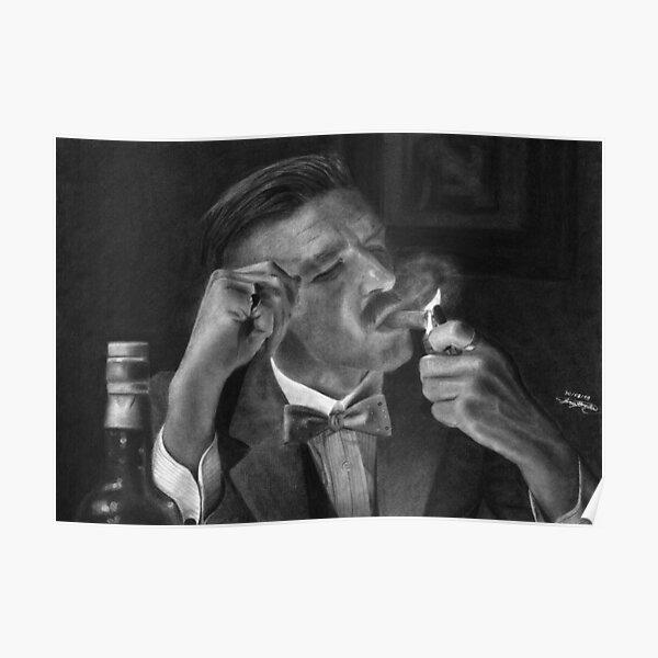 Arthur Shelby Poster