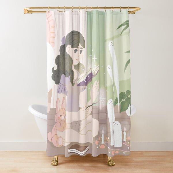 Sweet Summoning Shower Curtain