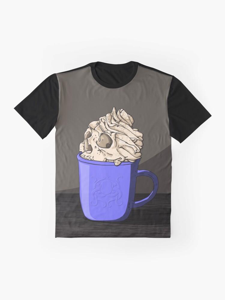 Alternate view of Not Awake Yet Graphic T-Shirt