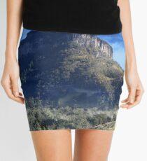 Mount Lindesay- Scenic Rim NSW/QLD border Australia Mini Skirt