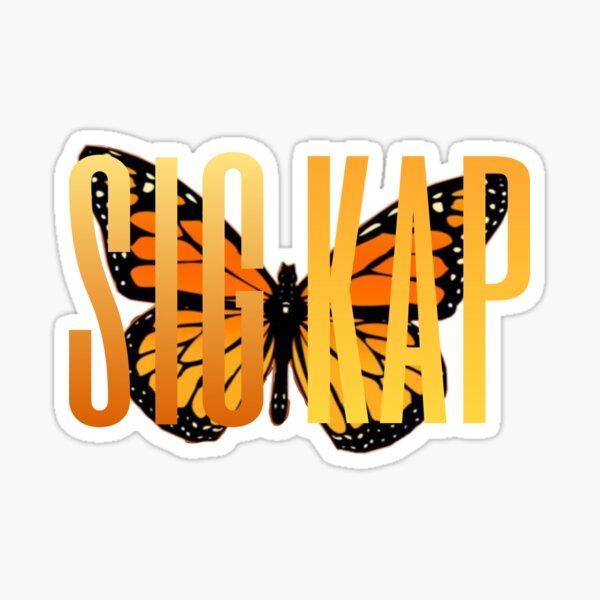 monarch SK  Sticker