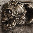 Cyber Skull by truaxdesigns