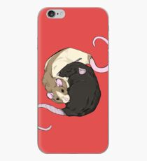 Rat Nap iPhone Case