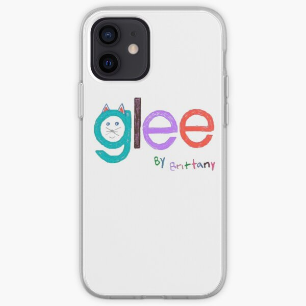 Glee by Brittany iPhone Soft Case