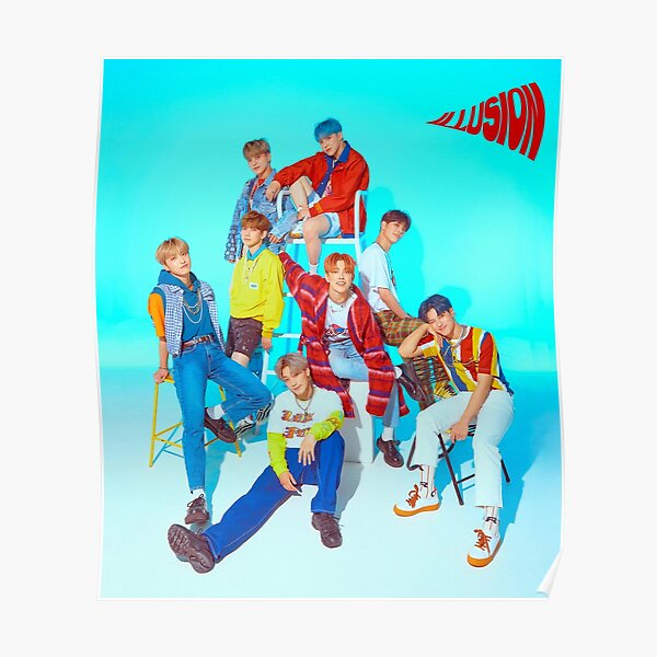 ATEEZ ONE TO ALL Poster