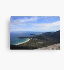 Mount Oberon summit Canvas Print