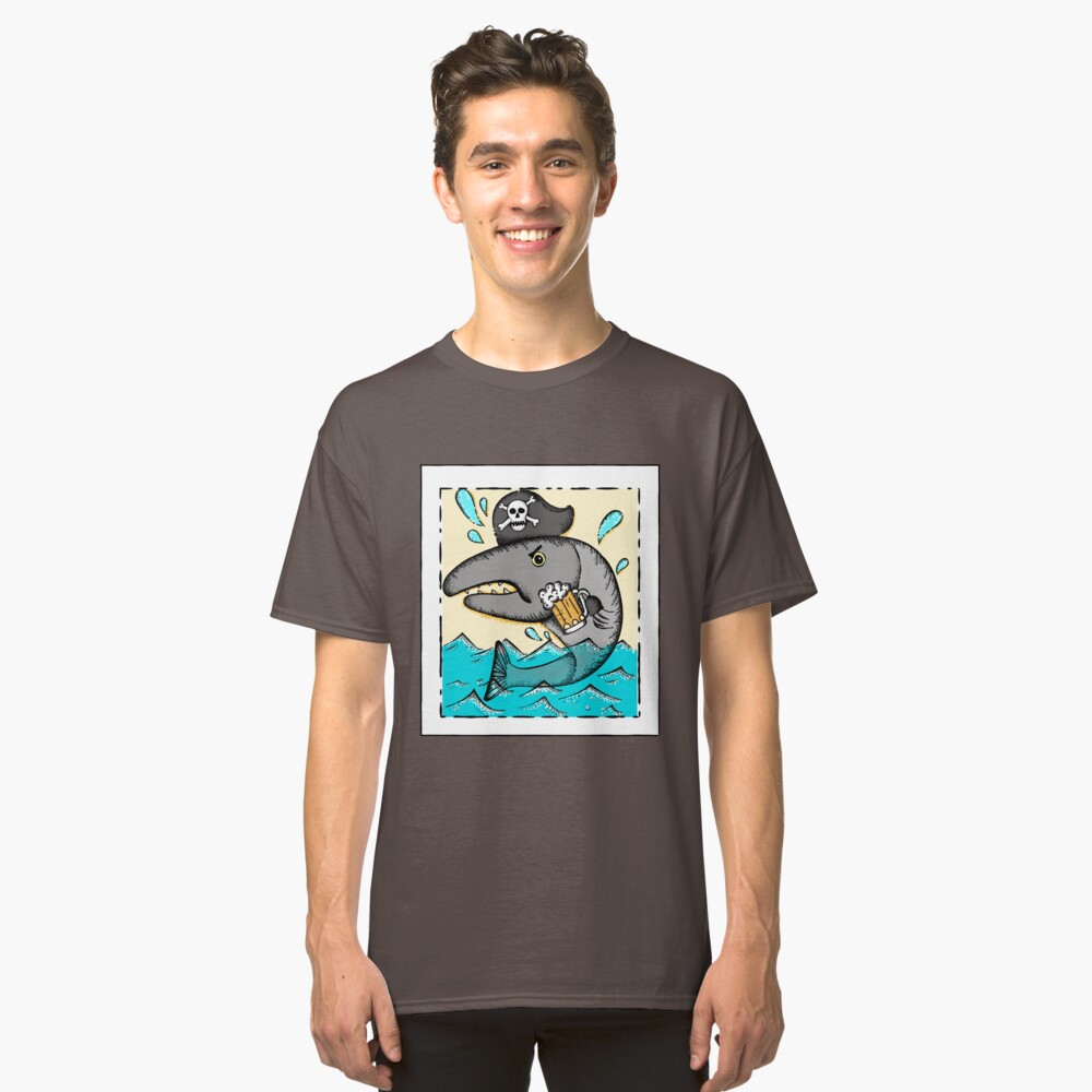 The Salty Salmon Classic T-Shirt