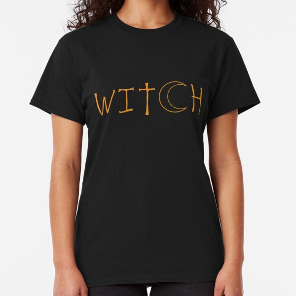 Witch | Pagan Wicca Classic T-Shirt