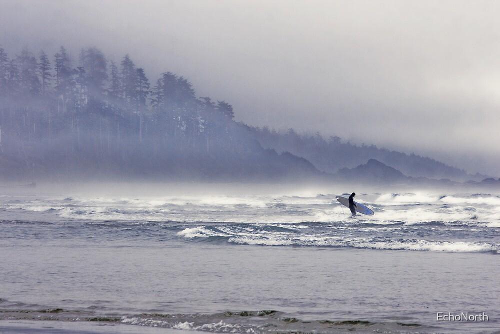 Wickaninnish Surf by EchoNorth