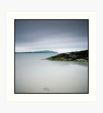 Downings, Donegal Art Print