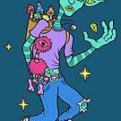Trip to Space by Brett Gilbert
