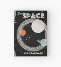 Explore Space Hardcover Journal