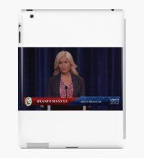 Brandi Maxxxx, Adult Film Star iPad Case/Skin
