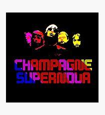 champagne supernova Photographic Print
