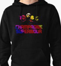 champagne supernova Pullover Hoodie