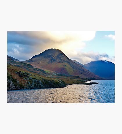Early Morning at Wast Water Photographic Print