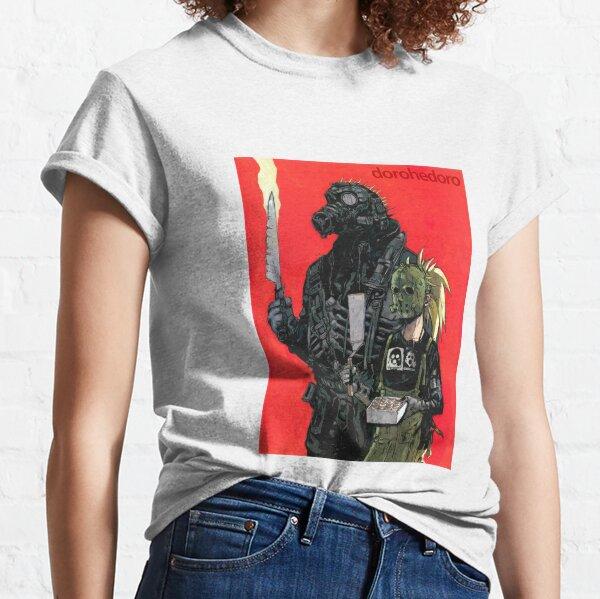 tiré d'une affiche de Dorohedoro. T-shirt classique