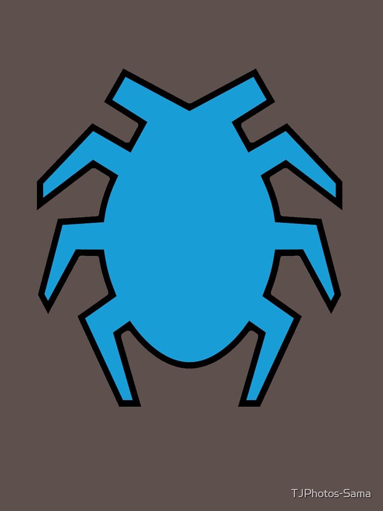 Blauer Käfer von TJPhotos-Sama