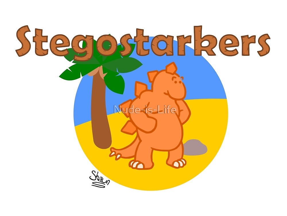 Stegostarkers by Nude-is-Life
