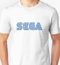 Sega - Classic Logo (distressed) T-Shirt