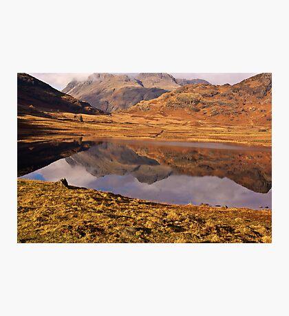 Beautiful Blea Tarn Photographic Print