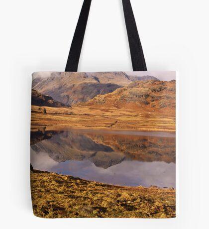 Beautiful Blea Tarn Tote Bag