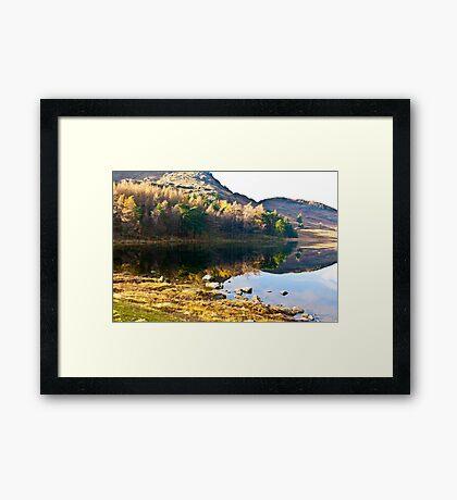 Blea Tarn Framed Print
