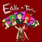 Eddie Valiant vs Toontown by DJ Hughes