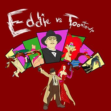 Eddie Valiant vs Toontown by DJohea