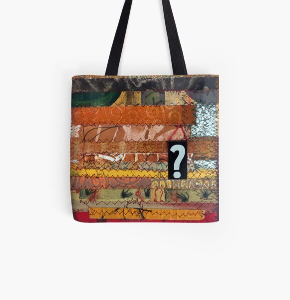 All destiny is determined by shape All Over Print Tote Bag