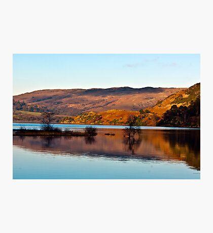 Calm Day on Ullswater Photographic Print
