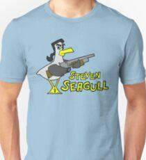 Steven Möwe Unisex T-Shirt