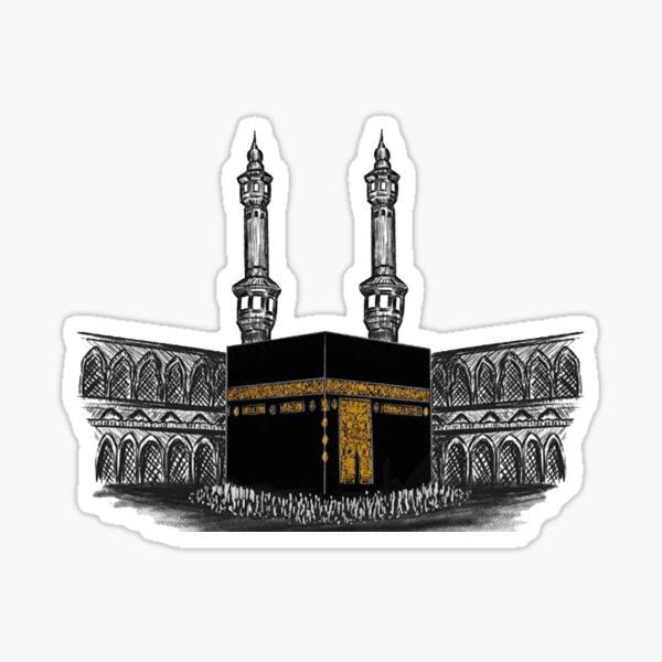 MAKKAH MUG  Sticker