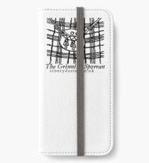 The grinning Sporran iPhone Wallet/Case/Skin
