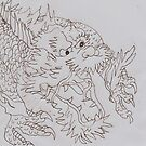 Reid's Dragon by Alison M