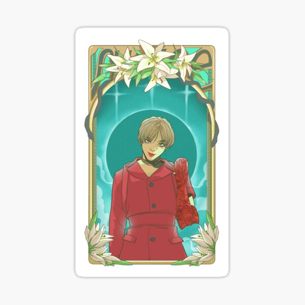 Taemin - Forbidden Apple Sticker