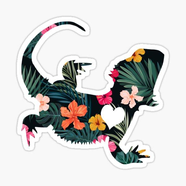 Adore Bearded Dragons Sticker