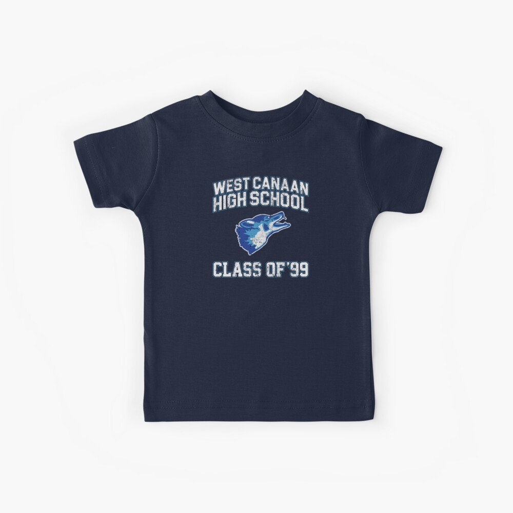 West Canaan High School Class of 99 - Varsity Blues Kids T-Shirt