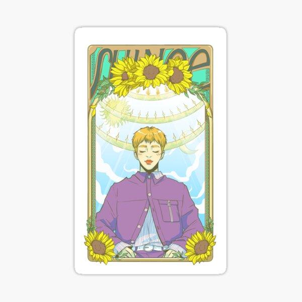 Angel Onew Sticker