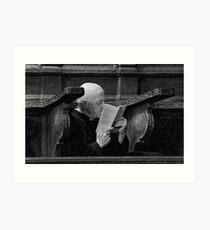 Ecclesiastical Resources Art Print