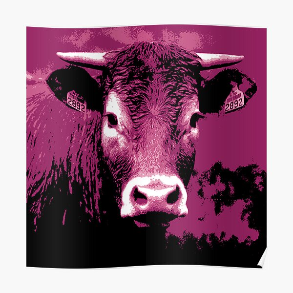 Corned red beef  Poster