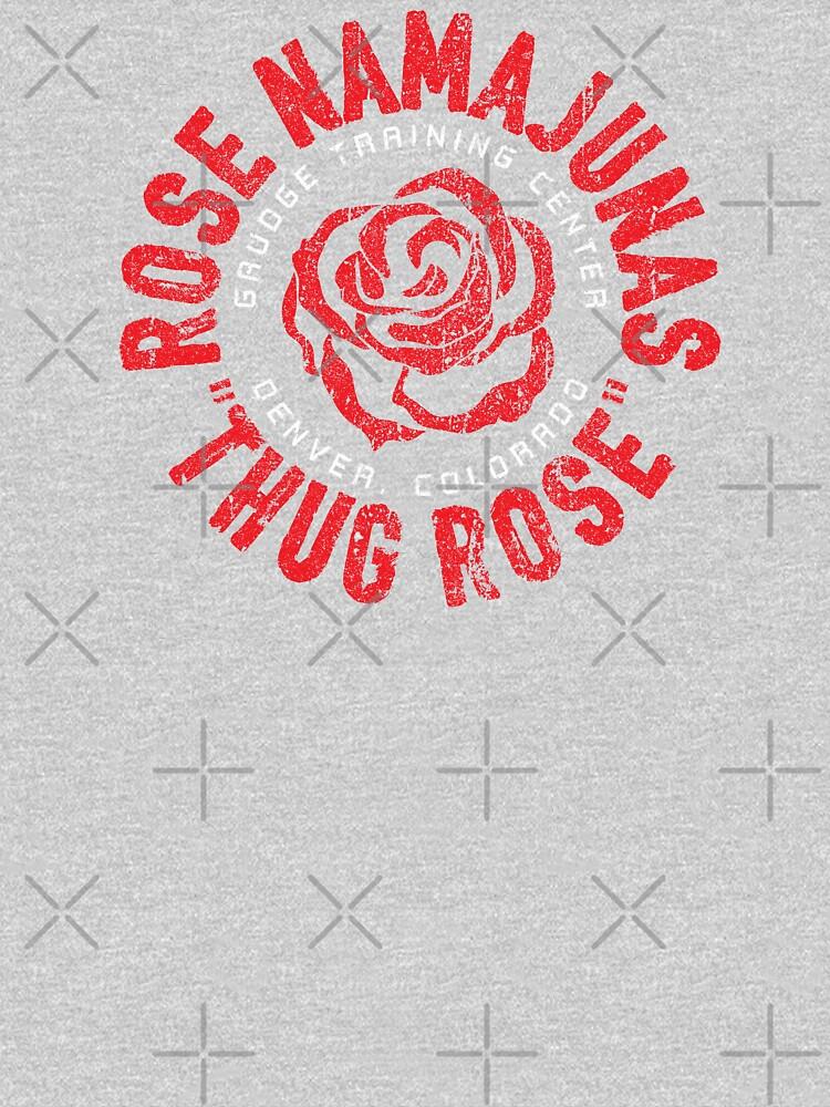 Rose Namajunas by huckblade