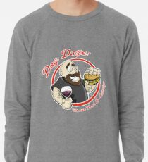 Dog Daze Street Food Lightweight Sweatshirt